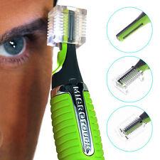 Mens Womens cortapelos nariz oído cuello cabello cejas eliminación Shaver bien
