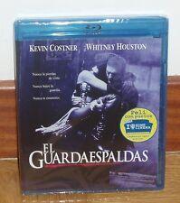 EL GUARDAESPALDAS THE BODYGUARD BLU-RAY NUEVO PRECINTADO THRILLER (SIN ABRIR)