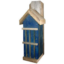 New Butterfly Houses for Butterfly Gifts: Rustic Blue : Perfect Gardener Gifts!