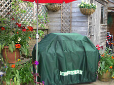 Barbecue Couvre Qualité Tissu Imperméable Complet Élastique Ourlet Taille Moyenne