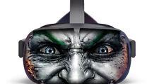 Joker Skin that fits the Oculus Quest