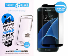Gadget Guard Black Ice Glass Curved Screen Protector for Samsung Galaxy S7 Edge