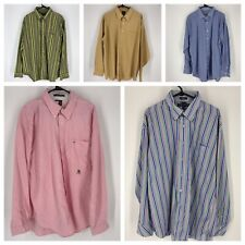 Lot Of 5 XXL Mens Casual Shirts Tommy Hilfiger Jack Stone Banana Republic Jos A