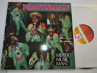 Rootsman - Mister Music Man ..UK  Love People Records..Vinyl/Cover:excellent