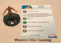 Heroclix Vector #032 USED Web of Spider-Man Single Figure