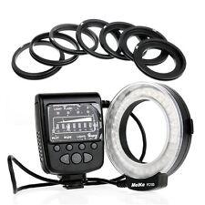 Meike FC-100 Macro Ring Flash/Light for Canon EOS Rebel T6s T6i T5i T5 T4i T3i