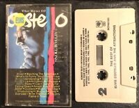 The Best of Elvis Costello & the Attractions CASSETTE rare tape VERY GOOD 80's