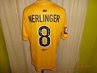 Dortmund Original Nike Spieler Training Trikot 1999/00 + Nr.8 Nerlinger Gr.L
