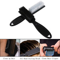 Comb Scissors Cleaning Brush Hair Cleaning Brush Neck Duster Broken Hair RemBDA