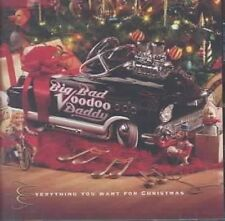 Everything You Want for Christmas 0015707976824 by Big Bad Voodoo Daddy CD