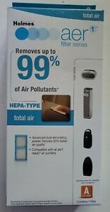 Holmes 1 Pack aer1 Total Air A Purifier Filter HEPA HAPF30.