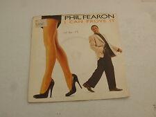 "PHIL FEARON - I Can Prove It - Scarce 1986 7"" UK Vinyl Single"
