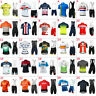 2020 New Team Cycling Short Sleeve Jersey And Bib Shorts Set Mens Cycling Jersey