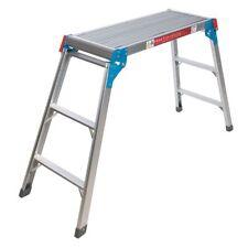 Foldable Step-Up Platform Ladder