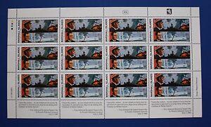 Marshall Islands (#255) 1990 WWII: Battle of Mers-el-Kebir MNH sheet