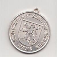 BRD Medaille Heidelberger Stadtschulmeisterschaften 1995 / 1996 Nr. 18/11/14