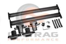 2007-2010 Acadia Outlook Genuine GM Roof Rack Cross Rail Package Black 12499868