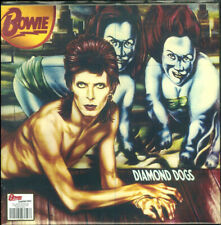 David Bowie ‎– Diamond Dogs LTD 2019 RED VINYL LP SEALED 45th anniversary