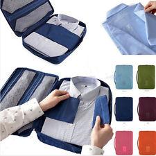 Travel Luggage Waterproof Storage Organizer Bag Shirt Tie Bra Suitcase Case