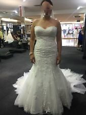 Brand New Wedding Dress Size 14 Not Worn