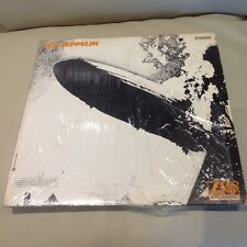 Led Zeppelin 1 I Rare 1st Original Press  Red Atlantic label in Shrink EX