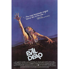 The Evil Dead Horror Classic Movie Silk Poster 13x20 24x36 inch Wall Decor
