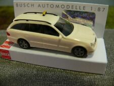 1/87 Busch MB E Klasse T-Modell Taxi 49466