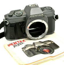 Pentax P30t 35mm Film SLR Camera Body Only - Fully Working - Lovely condition