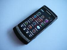 SAMSUNG I8910 HD 8GB BLACK TOP+OVP+VIELE EXTRAS+12 MONATE GEWÄHRLEISTUNG