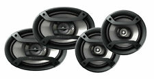 """Pioneer TS-695P 6x9"""" 3 Way and TS-165P 6.5"""" 2 Way Car Speakers Pkg"""
