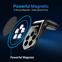 FLOVEME Magnetic In Car Phone Holder Stand Air Vent Mount For iPhone Samsung