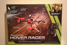 New Sky Viper Hover Racer Game Enhanced Battle and Racing Drone - Red Edition