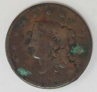 1835 Coronet Head Large Cent