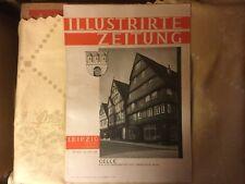 Celle. Die alte Herzogstadt der Lüneburger Heide Illustrierte Zeitung 1932