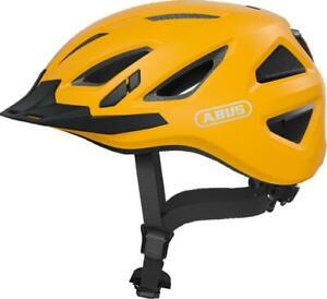 Abus Urban-I 3.0 Helmet in Yellow