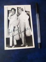 Jane Russell   Autograph (TW1) poor condition see photographs