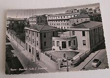 CARTOLINA NUORO OSPEDALE S. FRANCESCO - VIAGGIATA 1956                   03/17