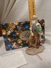 Pipka Santas of American - Southwest Santa - cowboy 7161208 Nib