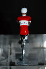 Flandria - Petit cycliste Figurine - Cycling figure