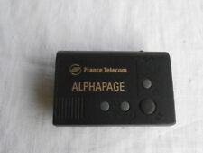 Alphapage France Télécom Bippers Tatoo Pagers