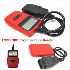 VC309 Car Diagnostic Scanner Tool CAN OBD2 Memo Vehicle Engine Fault Code Reader