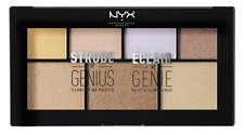 100% AUTHENTIC NYX Strobe of Genius Illuminating Palette - STGP01 / US SELLER