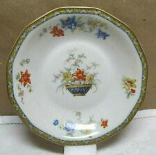 "Theodore Haviland Limoges Ganga Pattern 7-1/2"" Soup Bowl"