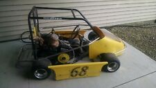 Rage-Cage-go-kart-Junior- briggs-5hp-alcohol eng. For Youth!