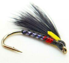 Uv Cut Throat Cormorant Size 12 (Set of 3) Fly Fishing Flies Fry