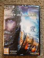 PC Game Lost Planet 3 Brand New Sealed
