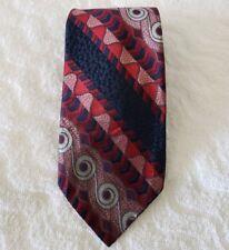 Larkey by Damon Men's Classic Paisley Designer Necktie Tie, 100% Silk