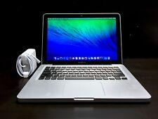 "Ultimate Upgraded Apple Macbook Pro 13"" Laptop 2012-2016 / 500GB HDD / Warranty"