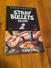 David Lapham  comic book EL CAPITAN  Stray Bullets Killers #2 First Printing OOP