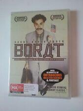 Borat (Sacha Baron Cohen) - BRAND NEW & SEALED - DVD (Region 4) - Free Postage